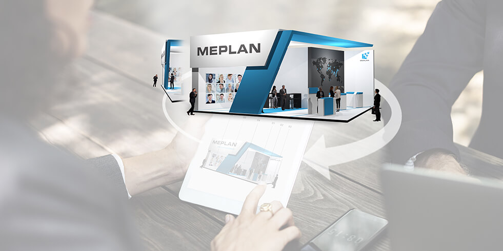 Stands Virtuales Meplan