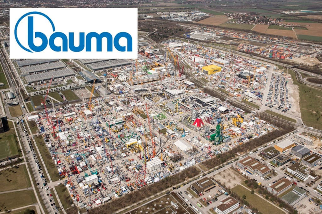 Feria Bauma Messe München